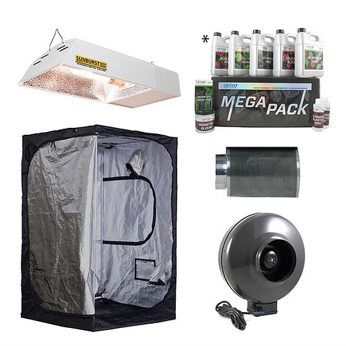 4x4 Grow Tent Package