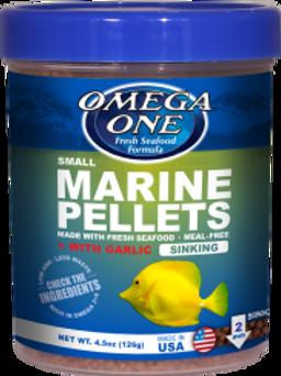 Marine Pellets