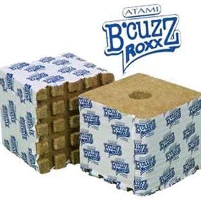 Bcuzz Rockwool 4x4x2.5