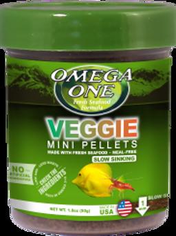 Veggie Mini Pellet