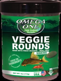 Veggie Rounds