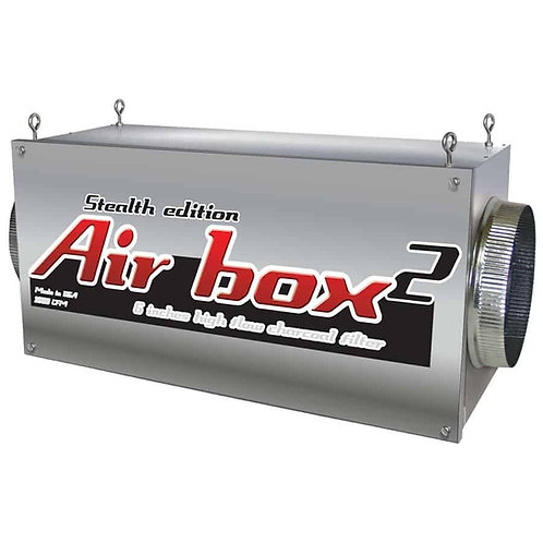 """6"""" AirBox Carbon Filter"""