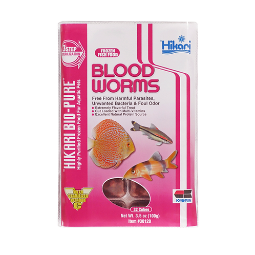 Blood Worms 100gm