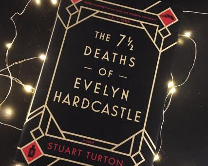 Review: The 7½ Deaths of Evelyn Hardcastle