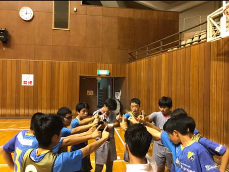 【U-15】フットサル選手権