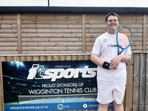Keigan's 12 Hour Tennis Tournament