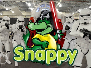 The Sentinel Squad Choose Snappy