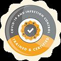 MFA - Infection Control Badge - Colour -