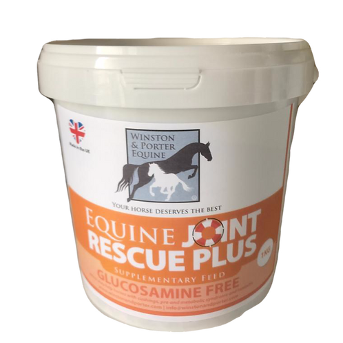 Equine Joint Rescue PLUS Glucose Free Premium Horse Joint Supplement From