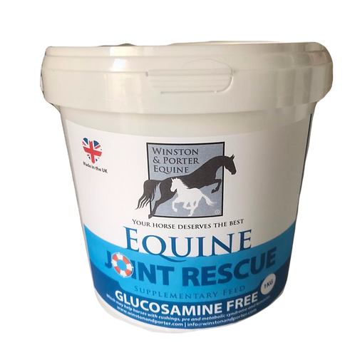 Equine Joint Rescue Glucose Free Premium Horse Joint Supplement From