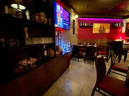 bellissima sala, ristorante olbia
