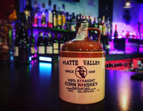 whisky corner