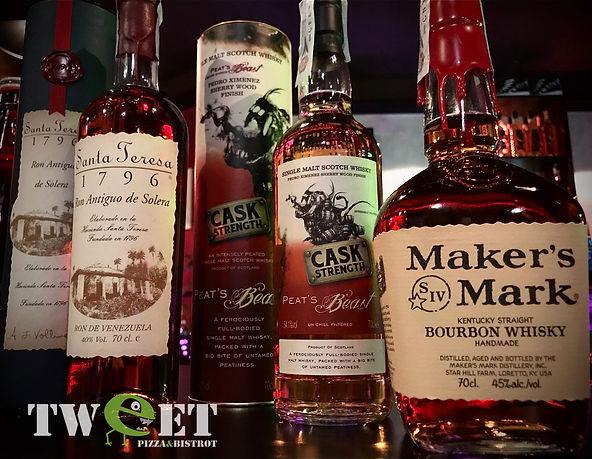 rum e whisky | olbia ristorante | bisteccheria | steak house | hamburgeria