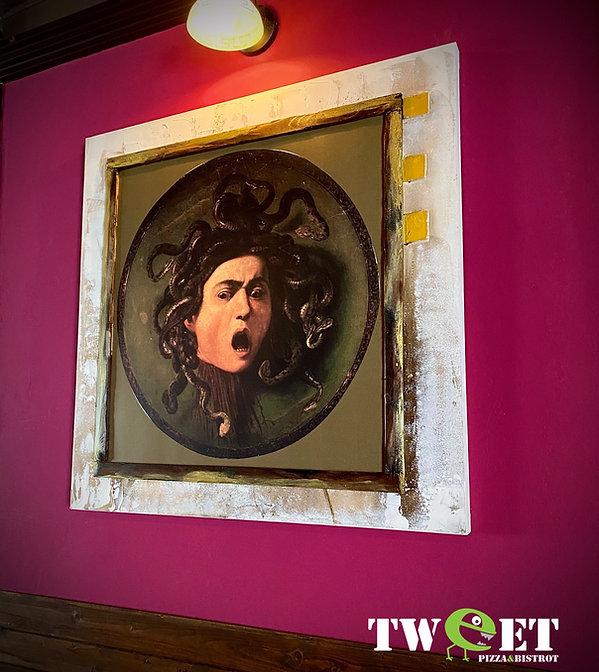 ristorante olbia arte quadri ambiente unico