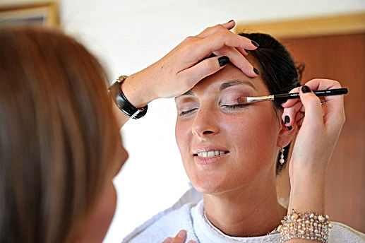 Maquillage mariage avec Make up Forever MarieL