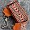 Thumbnail: Visgraat oranje/zwart