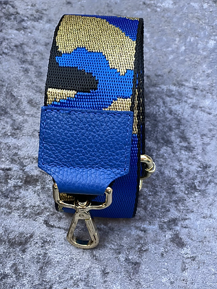 Army Blue/gold