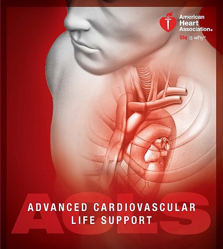 Initial Enrollment for ACLS Courses
