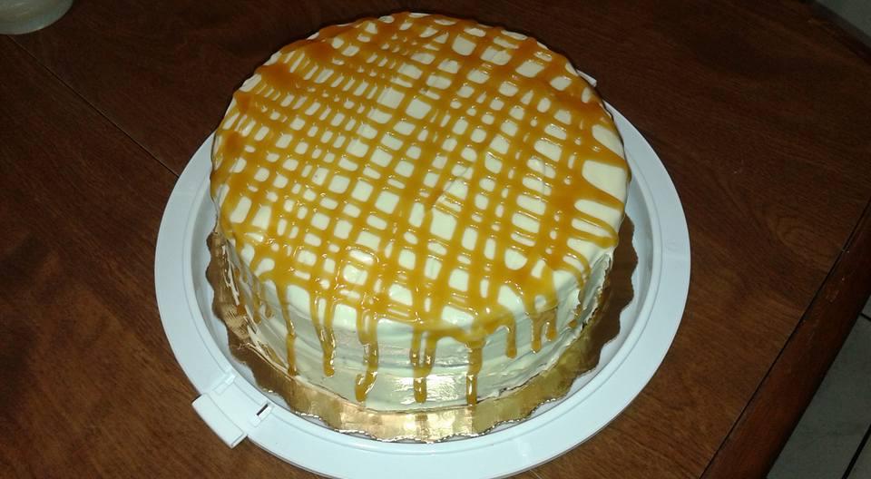 """""""Karet"""" Cake"""