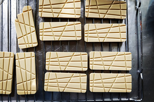 The Name of Today: plant based white chocolate