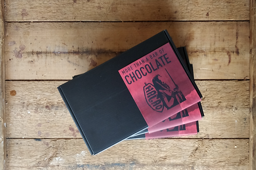 Pre-Order: more than a CHOCOLATE BAR - limited edition box #2