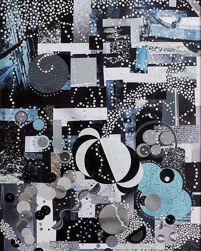 Waterdrop collage Lili Mascio