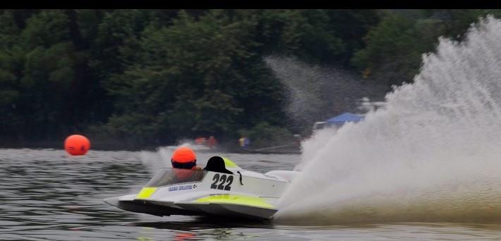 Triple Deuce 2015 250cc Outboard Hydropl