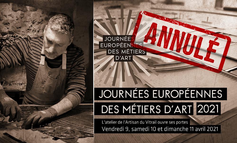 Les Journées Européennes des Métiers d'Art 2021