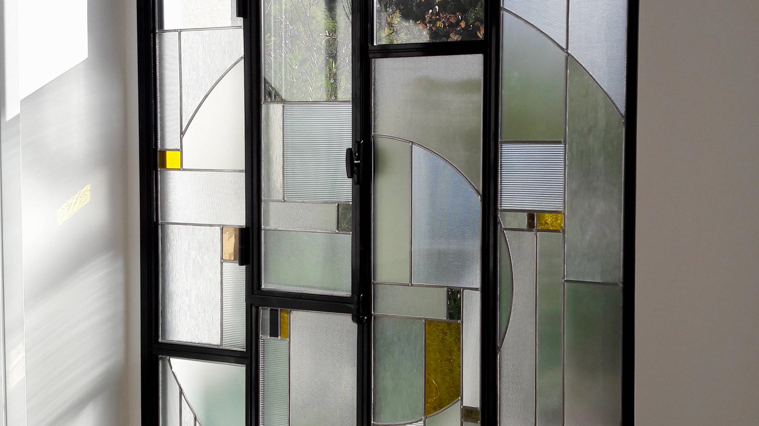 Verrière Art Deco (vue d'ensemble)