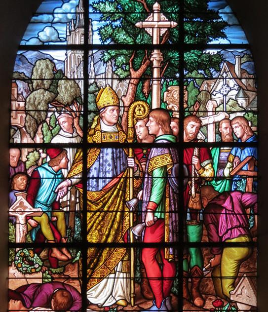 Jean de Marigny, Archevêque de Rouen