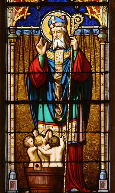 Représentation de St-Nicolas