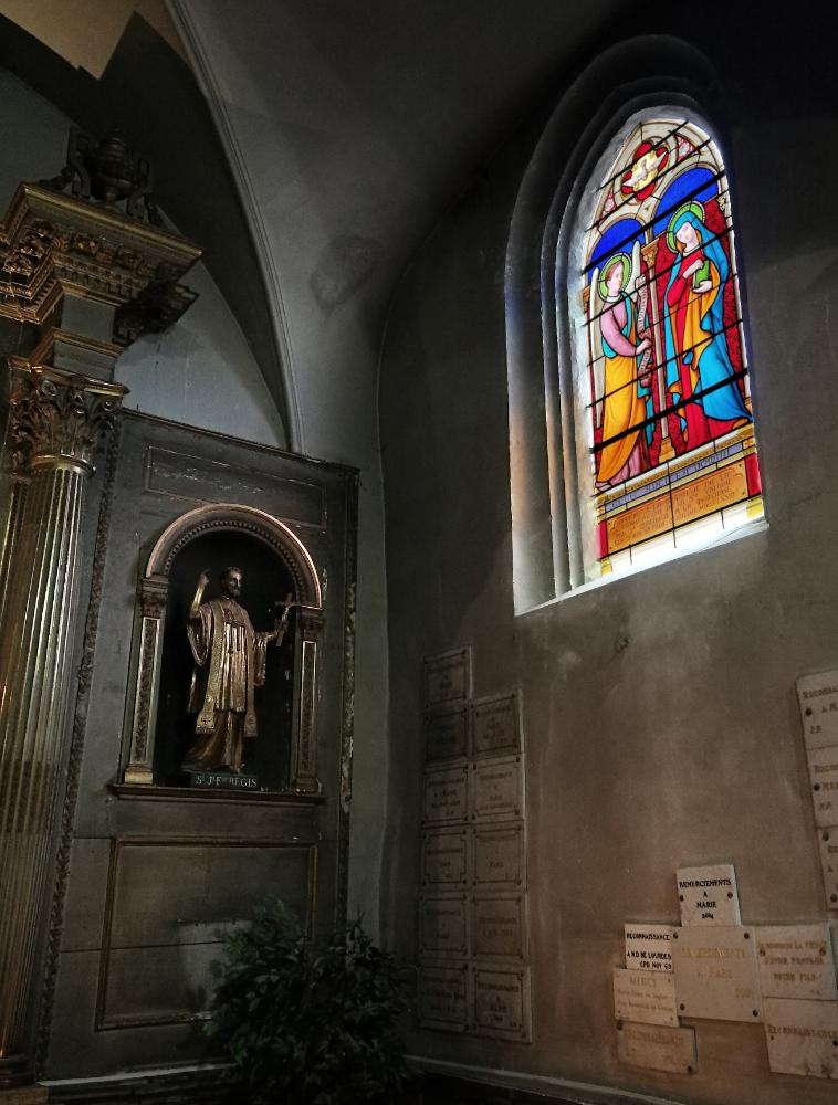 La Chapelle de la vierge