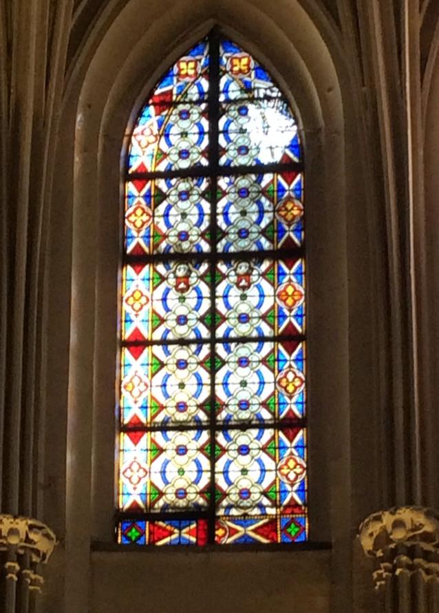 Baie 1 (abside)