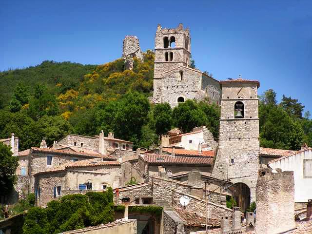 Le village de Marsanne