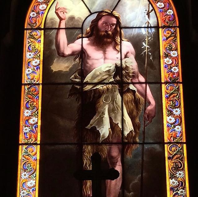 Représentation de St-Jean Baptiste