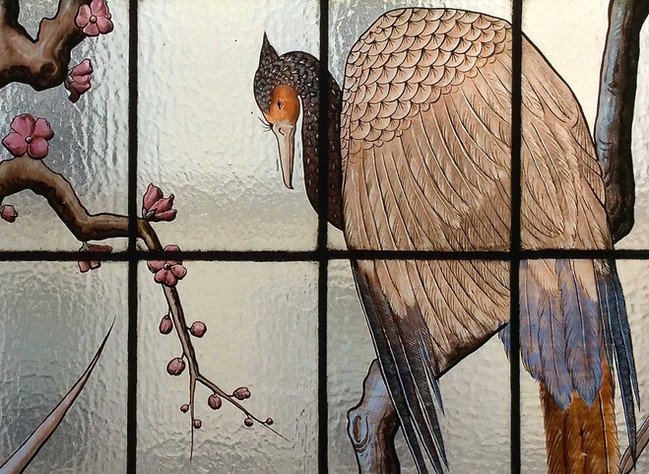 Les différents styles de vitraux
