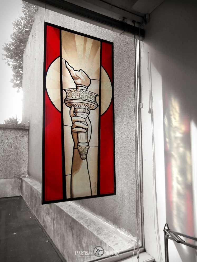 Création de vitraux | L\'Artisan du Vitrail | Montélimar