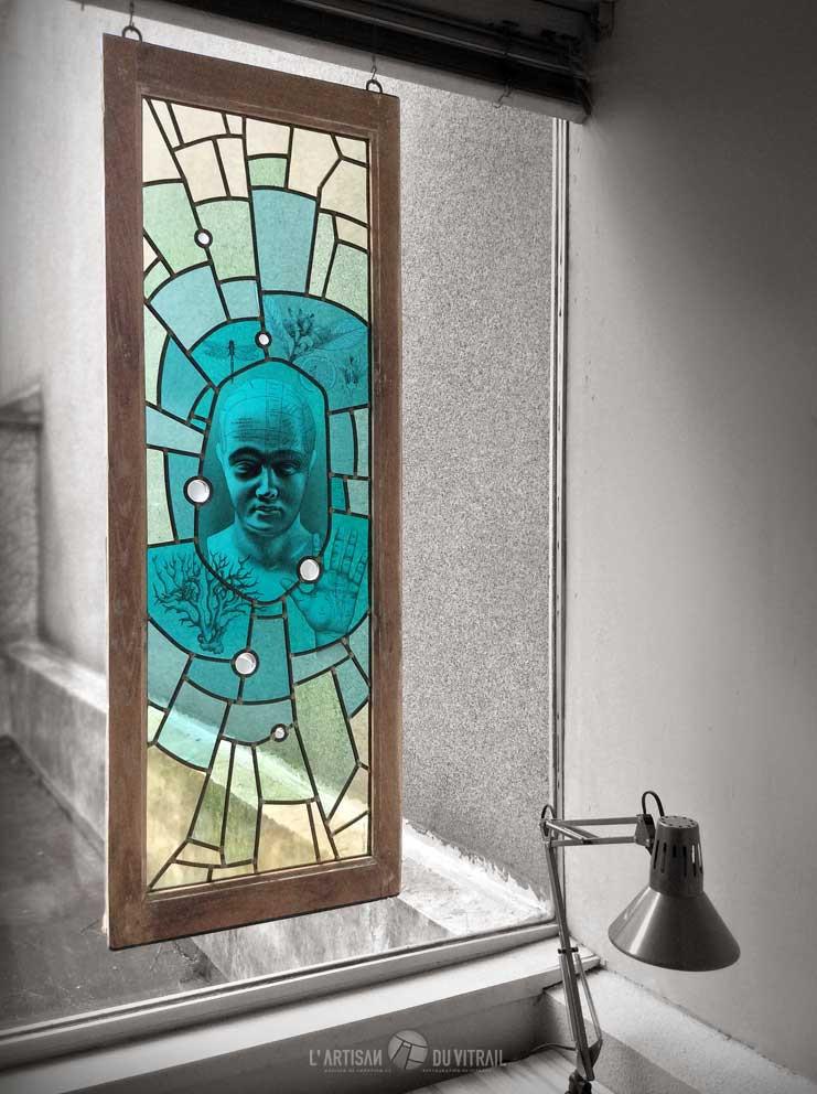 Création de vitraux | L\'Artisan du Vitrail