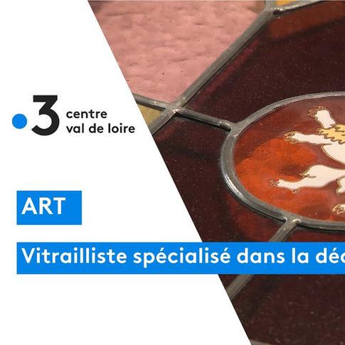 France 3 s'invite à l'atelier dans le journal télévisé du 19/20