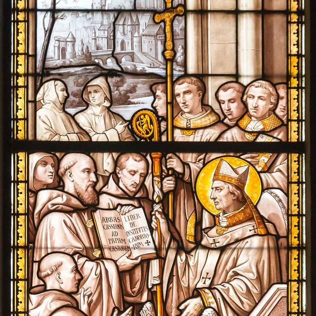 Représentation de Saint-Castor