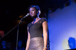 Performing at Breakthrough 5 2016