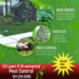 LR Lawn Care, Insect Control, Fertilizer, Weed Control