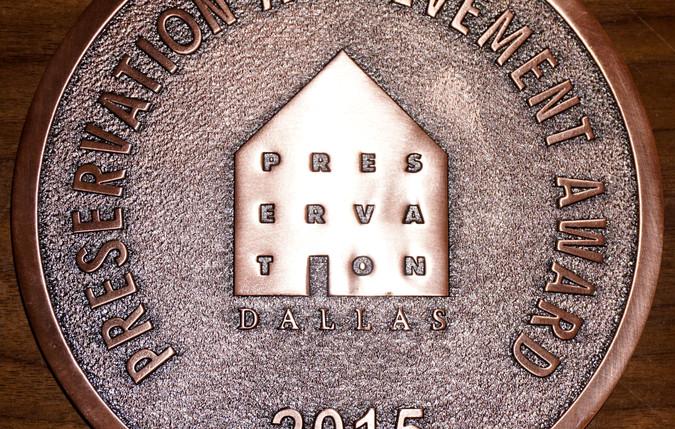 Preservation award.jpg