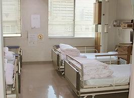 鮫島病院 4人部屋