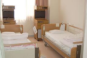 鮫島病院 2人部屋