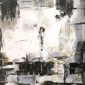 Below Les Baux (final) Kreitman 48 x 48