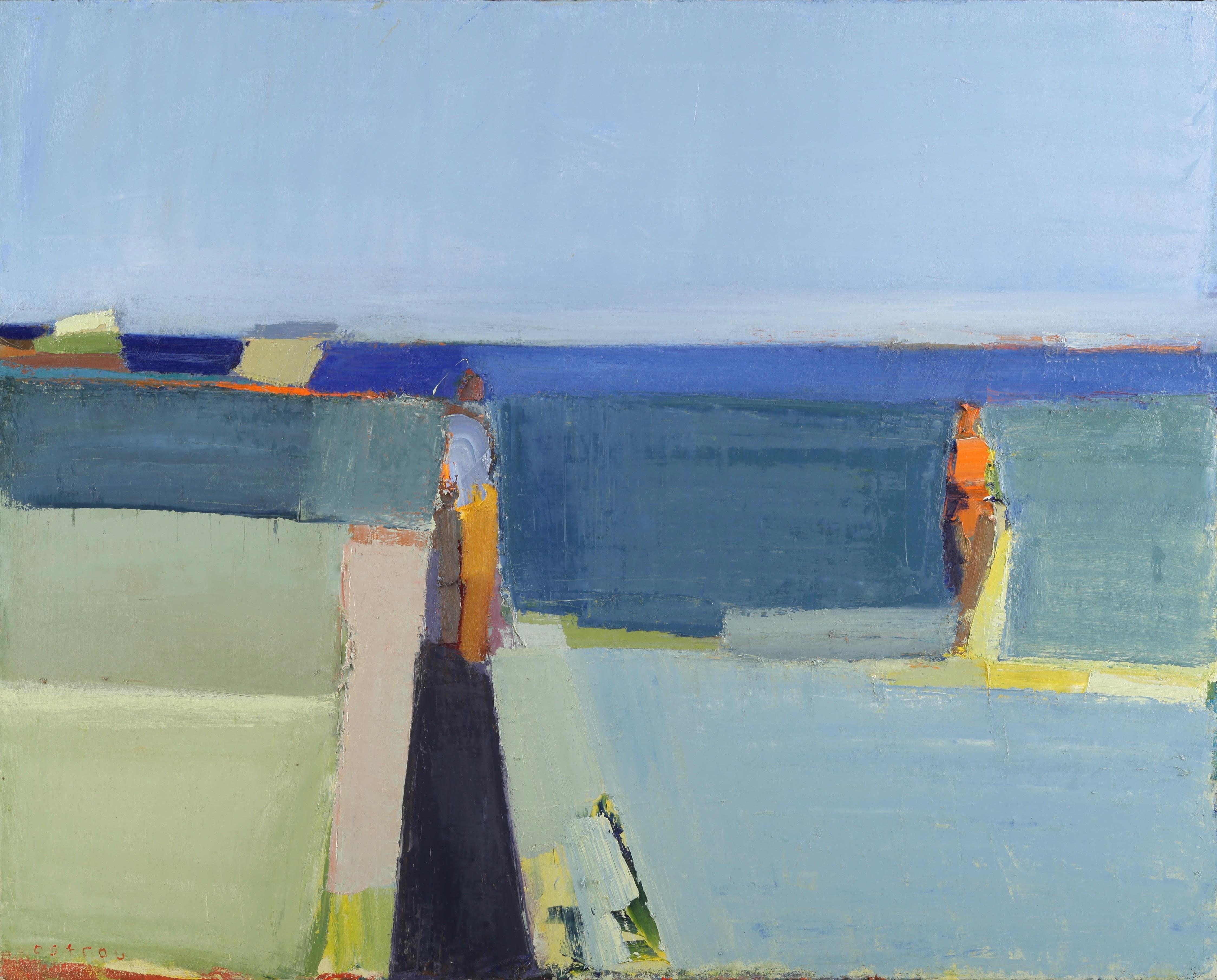 Coast Access 48 x 60