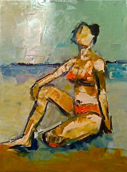 Carol In A Bikini
