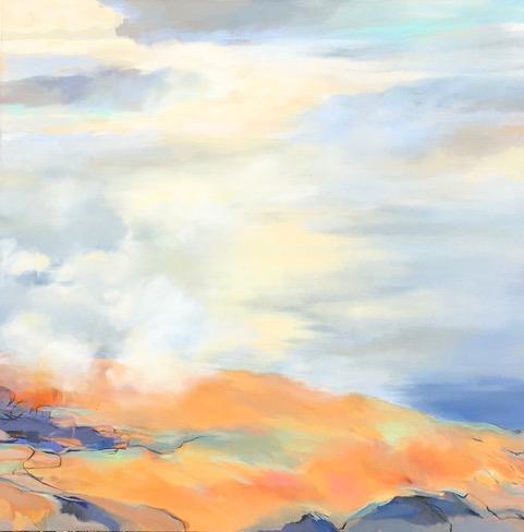 Higher Ground III by Sarah Healey