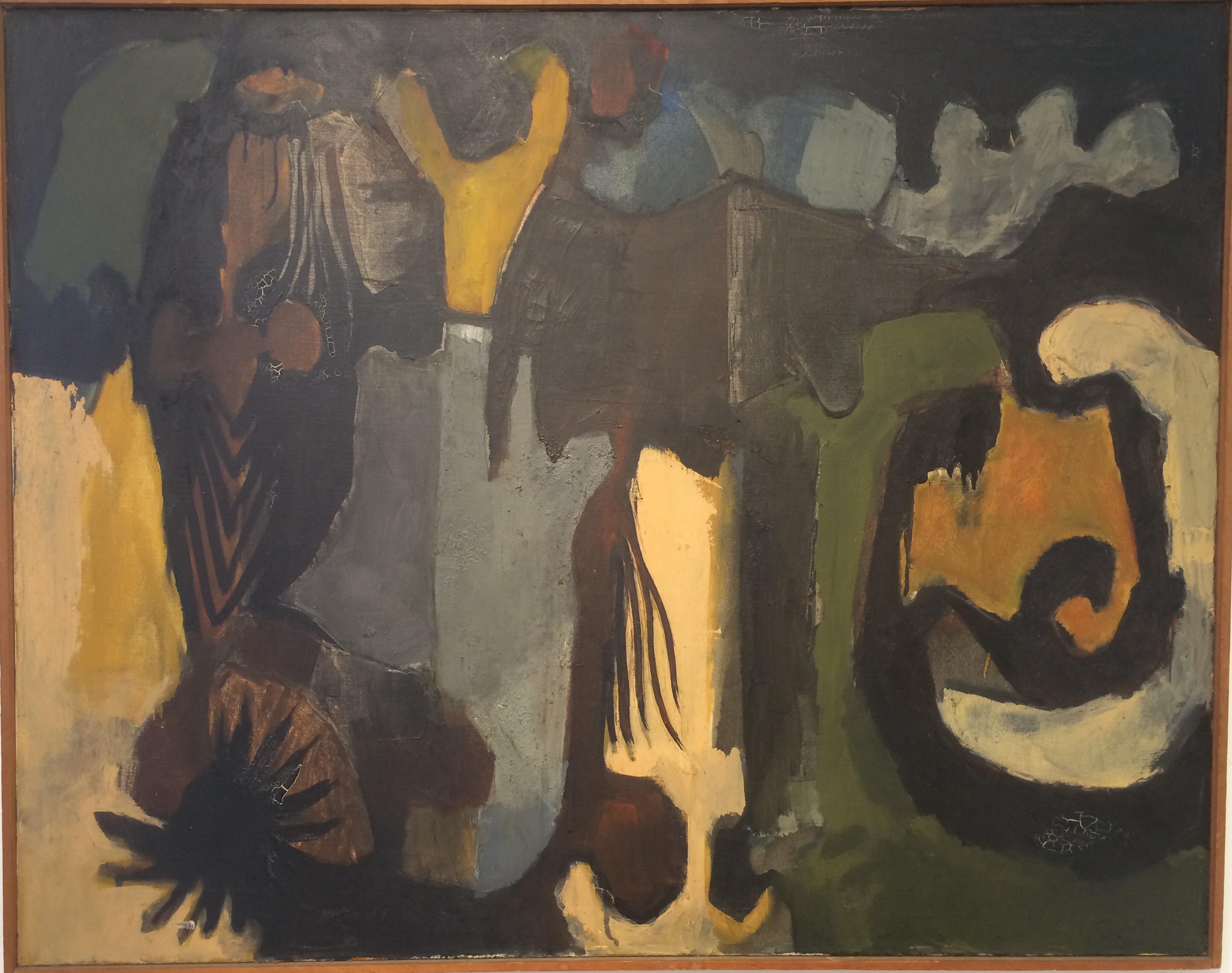 Frank Lobdell 1948 30x38